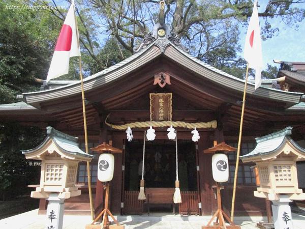 勝軍八幡神社