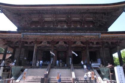 金峰山寺・本堂(蔵王堂)