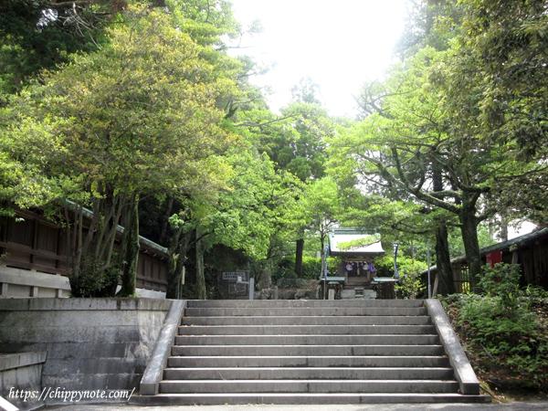 須賀神社へ