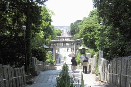 宮地嶽神社光の道・アイキャッチ