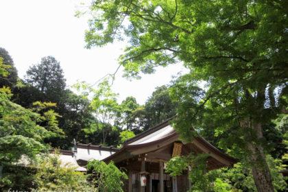 〈宝満宮 竈門神社〉参拝・魂のご縁を引き寄せる神様-アイキャッチ
