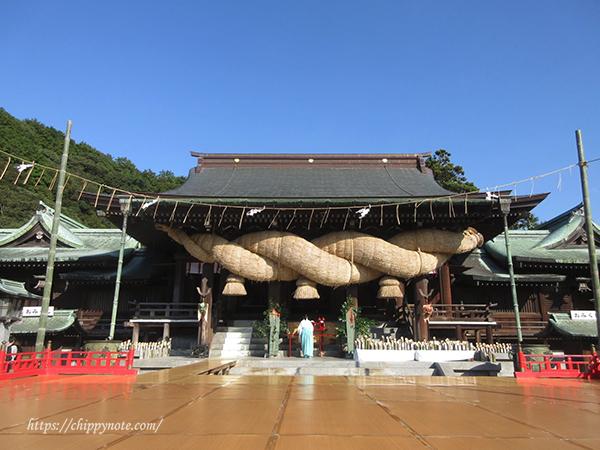 〈宮地嶽神社〉周辺観光・御遷座記念祭〜海まで散歩-アイキャッチ