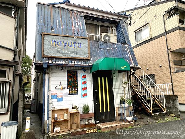 nayuta・外観