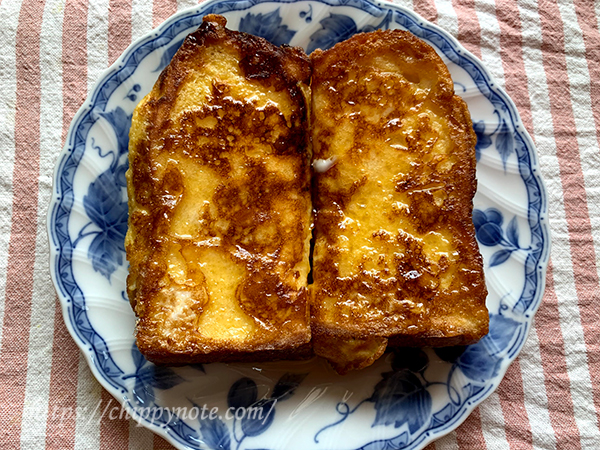 【節約レシピ】フレンチトースト
