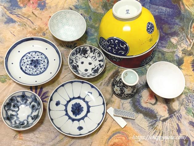 はかた陶器まつり・購入品